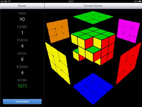 The Roman Cube Lite screenshot 2