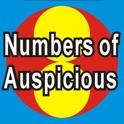 Numbers of Auspicious icon