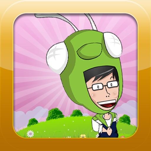 Running man - Race start iOS App