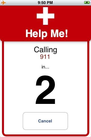 HelpMe! screenshot 1
