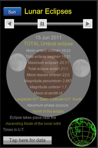 Total Solar Eclipses screenshot 3