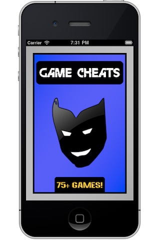 Game Cheats for iPhone/iPod Touch by ARE Apps Ltd