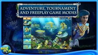 Jewel Legends: Atlantis - A Match 3 Puzzle Adventure-1
