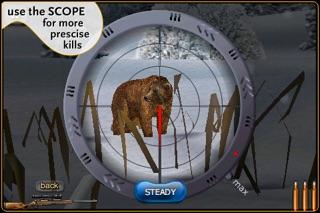 Screenshots of Deer Hunter 3D for iPhone