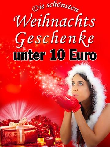 geschenke unter 10 euro weihnachtsgeschenke gutscheine f r weihnachten im app store. Black Bedroom Furniture Sets. Home Design Ideas