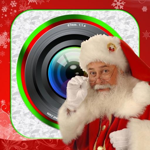 Catch Santa in Your Photos HD  Christmas 2013 iOS App