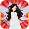 天使妖精のドレスアップ-女の子の子供のかわいい小さな美容ファッション無料化粧 & ドレス アップ ゲーム