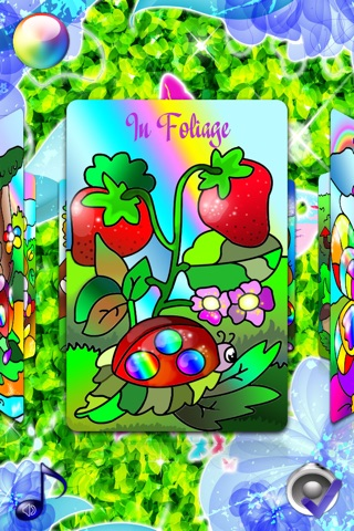 Butterfly Flutter - Coloring Pictures with Caterpillar Meadow and Dragonfly Weed Sanctuary screenshot 2