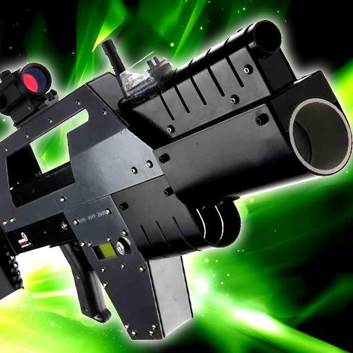 Gun Builder Movie Guns iOS App