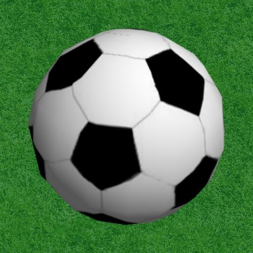 Soccer 3D iOS App