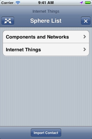 Internet Things screenshot 2