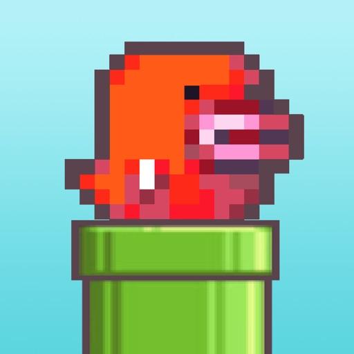 Droppy Bird iOS App