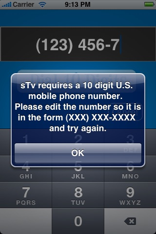 Screenshot of Straight to Voicemail