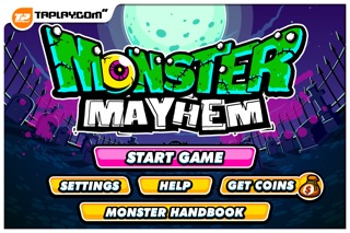 Screenshot #10 for Monster Mayhem - Zombie Shooting And Tower Defence