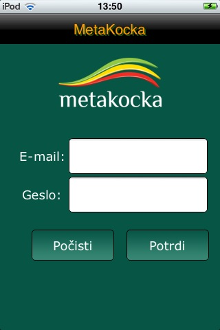 MetaKocka screenshot 1