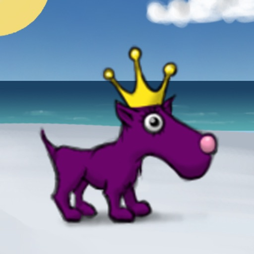 Color Dog - Matching Coloring Book Game with Dogs, Animals, and Aliens iOS App