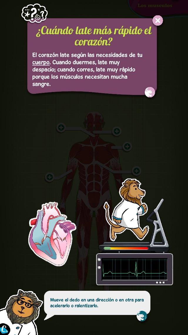 download El cuerpo humano enseñado por Tom apps 1