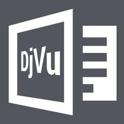 DjVu Book Reader for iPhone
