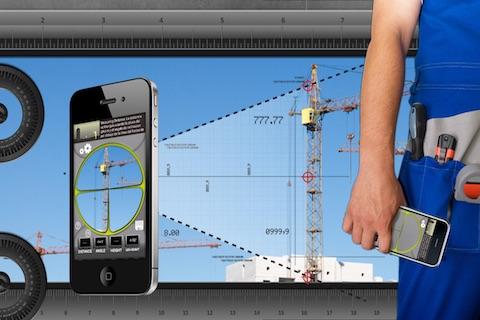 A+ Camera Ruler Screenshot