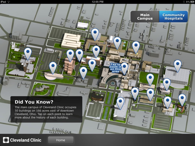 Cleveland Clinic Heritage by Cleveland Clinic Wellness