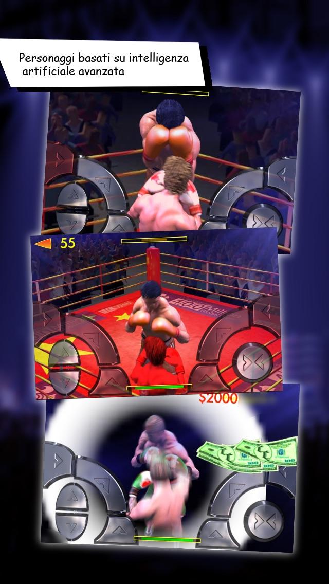 Screenshot of Campionati Internazionali di Boxe4