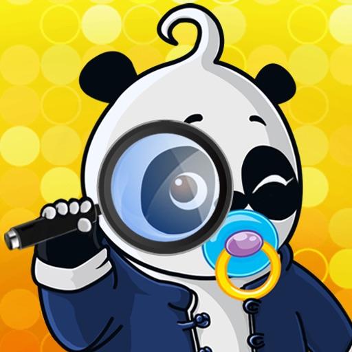 寻找熊猫屁王 Find The Panda