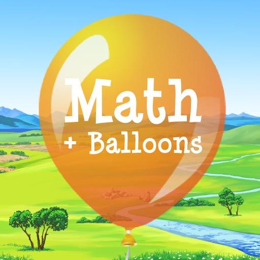 Math with Balloons iOS App