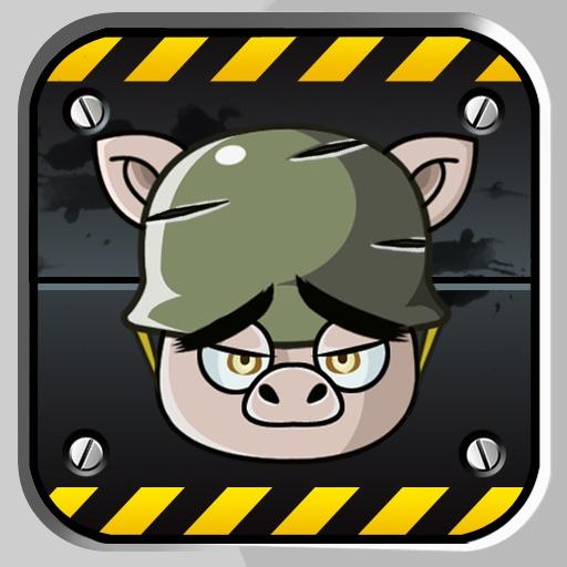 猪爆弹 Pig Rockets【益智防御】