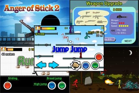 AngerOfStick2 Screenshot