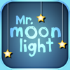 Mr. MoonLight : Kids Visual Alarm Clock and Nightlight for Sleep Training