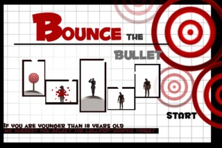 Screenshots of Bounce Bullet for iPhone