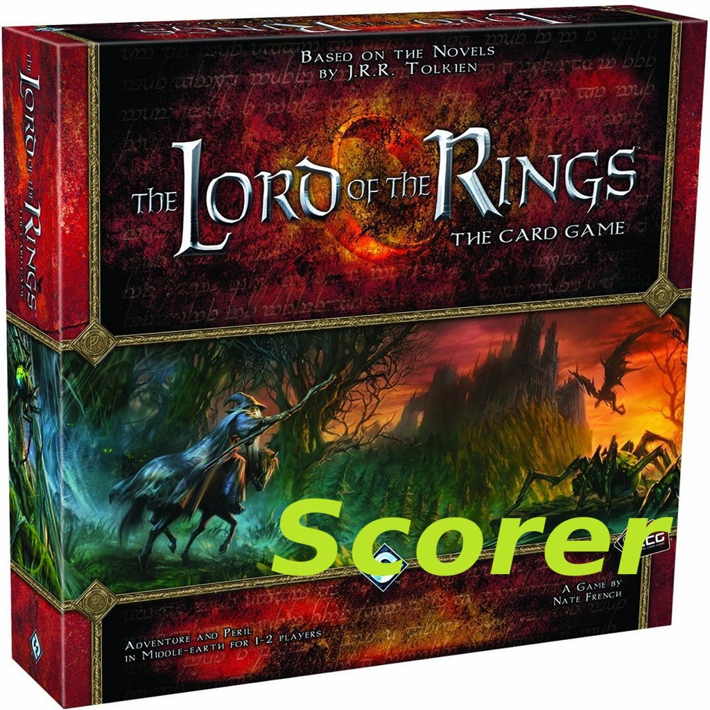 Lord Of The Rings Lcg Release Order