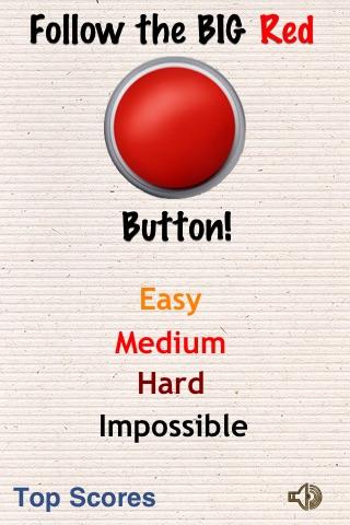 Follow the BIG Red Button!!! FREE! screenshot 1