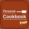 Personal Cookbook Free