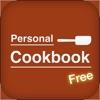 Personal Cookbook Free