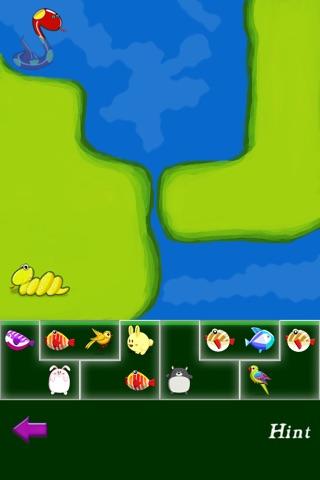 Animal Paradise Puzzle HD screenshot 3