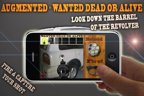 Augmented - Wanted Dead or Alive - First Person Shooter screenshot 2