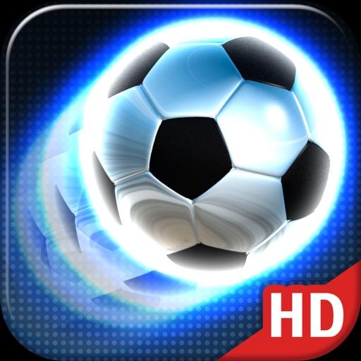 任意球射门高清版:Kick Flick Soccer HD
