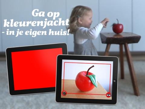 Kleuren leren - kinderapp - Appracadabra Screenshot