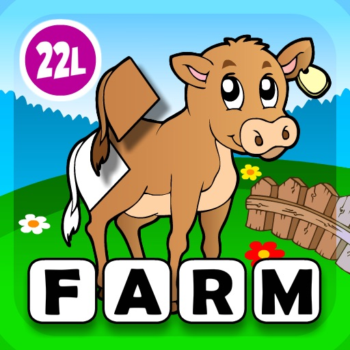 Abby Shape Puzzle – Baby Farm Animals and Insect iOS App