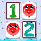 Okul Öncesi Hafıza Oyunu Sayılar icon