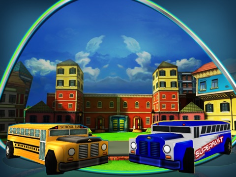 Screenshot #6 pour Kids Cars : Toy Bus Parking 3D