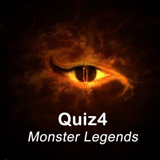 Quiz4 Monster Legends iOS App