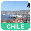 Chile Mapa Offline - PLACE STARS