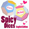 Yat Tat Lee - Spicy Dices (English version) artwork