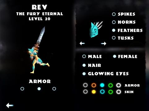 God of Blades-ipad-2