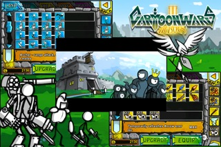 Screenshots of Cartoon Wars 2: Heroes Lite for iPhone