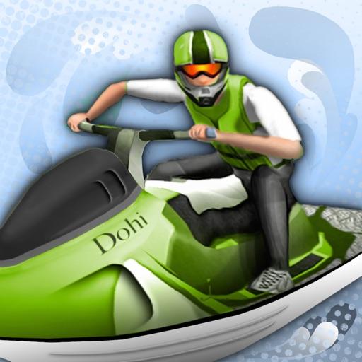 水上摩托赛:Aqua Moto Racing