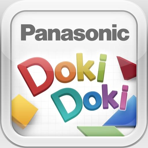 Panasonic Doki Doki Tangram iOS App