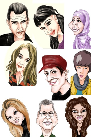 YOUR CARICATURE – CARICATURA - KARIKATUR screenshot 3